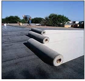 Modified Bitumen commercial roofing
